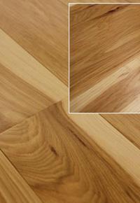 Rehmeyer Island Sand Hickory stock hardwood flooring