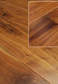 Rehmeyer Milano Walnut stock hardwood flooring