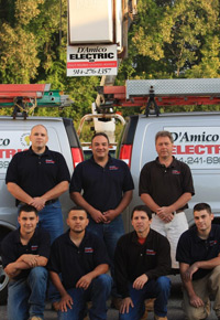 D'Amico Electric Company Staff in Westchester County, NY