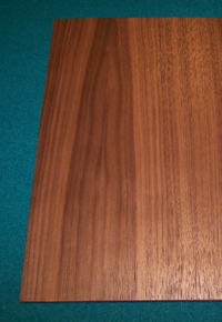 Walnut Plywood
