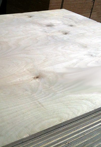 Premium imported birch plywood
