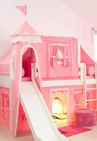 Kids Castle Bedroom Revolutionary Space-Sa...