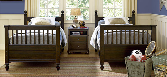 paula deen guys bunk beds side by side
