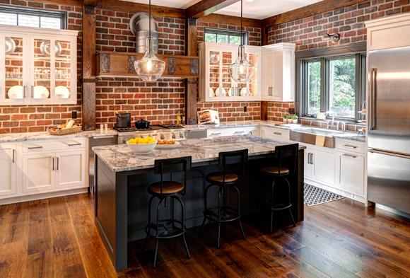 rehmeyer floor in kitchen
