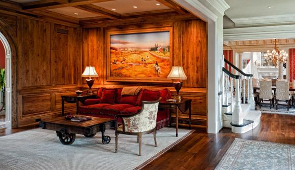 Rehmeyer walnut hardwood floors