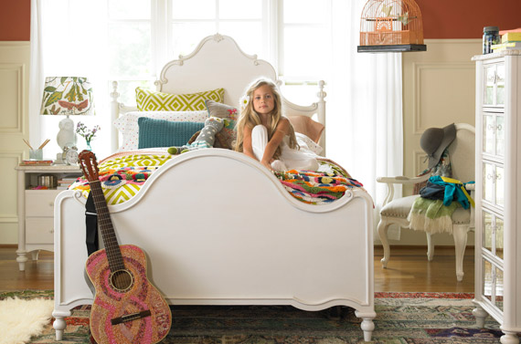 bellamy bed for girls