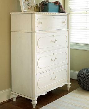 bellamy four drawer chest