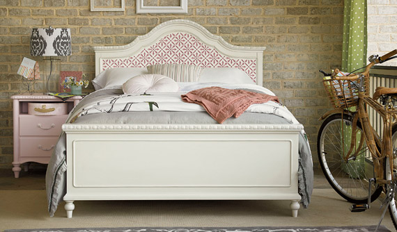 bellamy trellis bed for girls