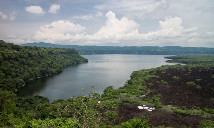 laguna de masaya nicaragua