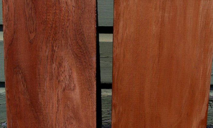 utile versus genuine mahogany