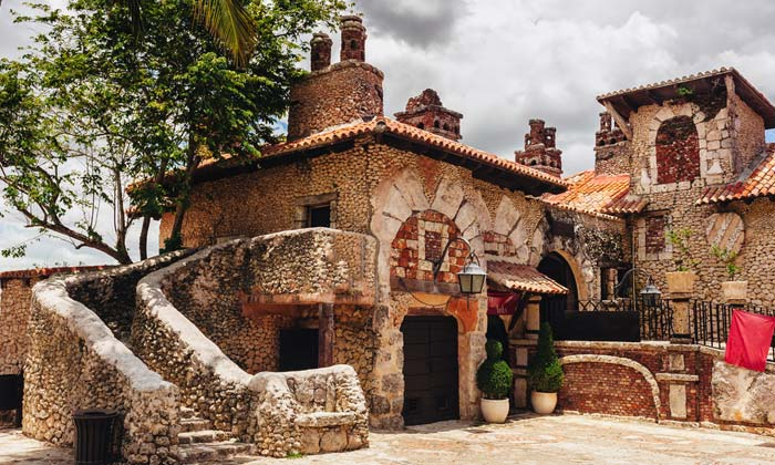dominican republic castle